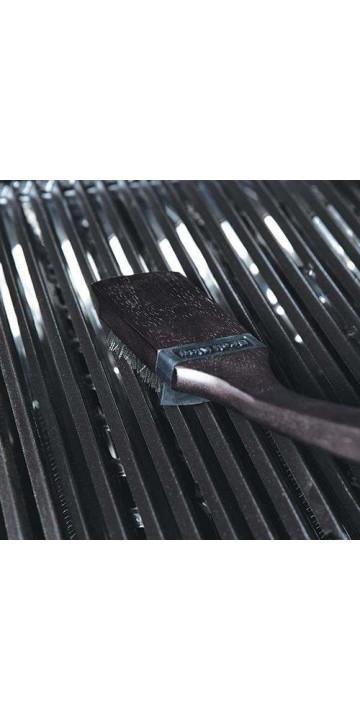 Щетка для гриля деревянная черная Broil King