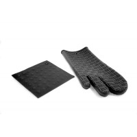 Рукавица с прихваткой силиконовая 2 предмета Broil King