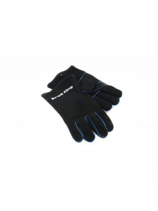 Перчатки для гриля кожаные 2 шт Broil King