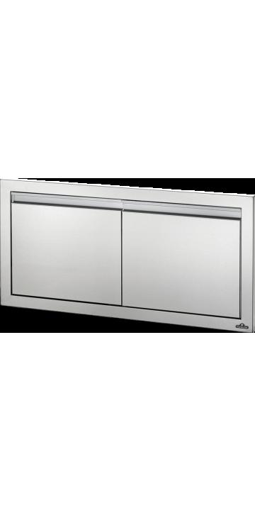 Napoleon Двойные двери горизонтальные 91 на 41 см