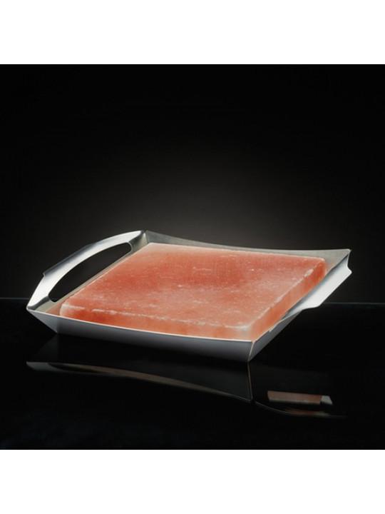 Napoleon камень гималайской соли с противнем из нержавеющей стали
