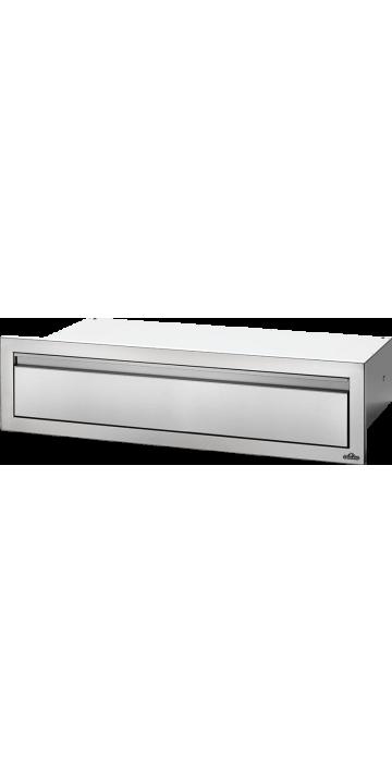 Napoleon Модуль с одним выдвижным ящиком горизонтальный 107 на 20 см