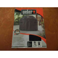 Weber Чехол Premium для газовых грилей Spirit II и 200 серии