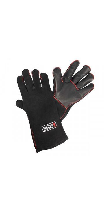 Weber Кожаные перчатки для гриля