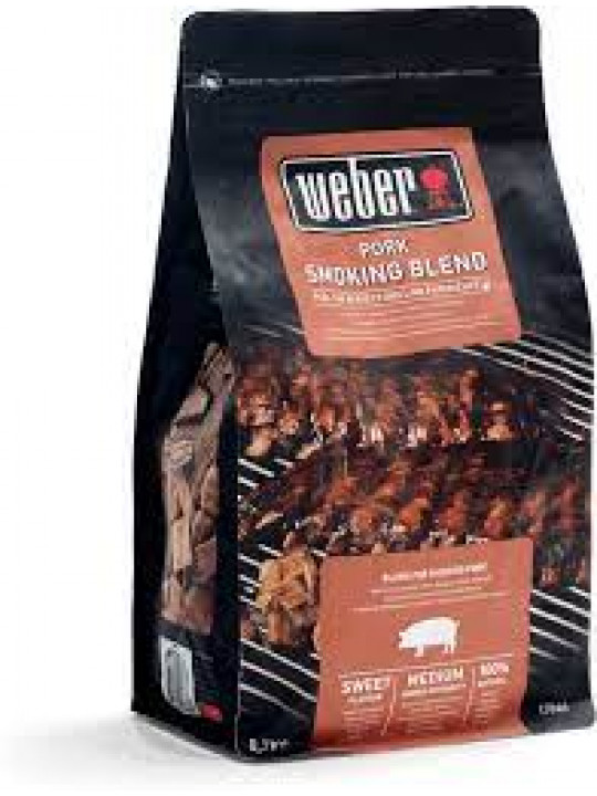 Weber Щепа для копчения свинины