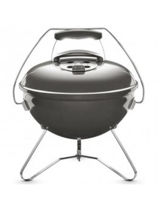 Weber Smokey Joe Premium 37 см дымчатый