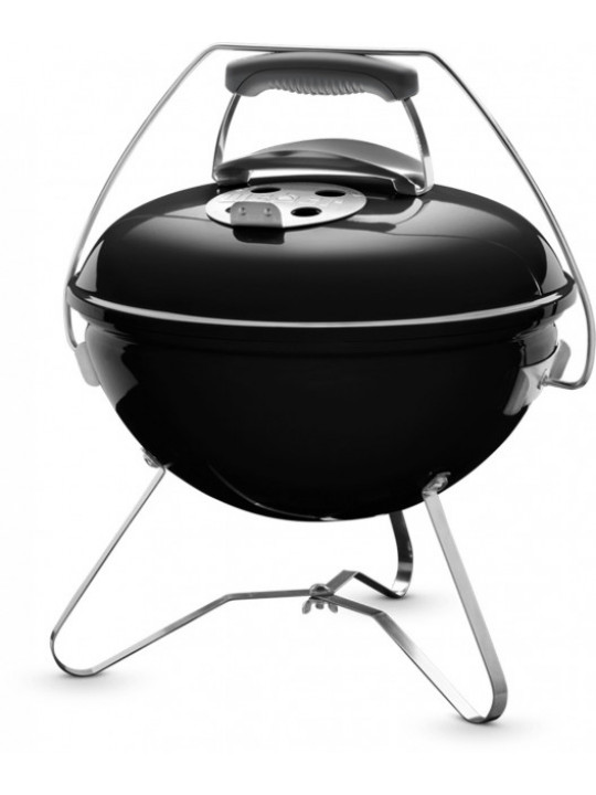 Weber Smokey Joe Premium черный 37 см