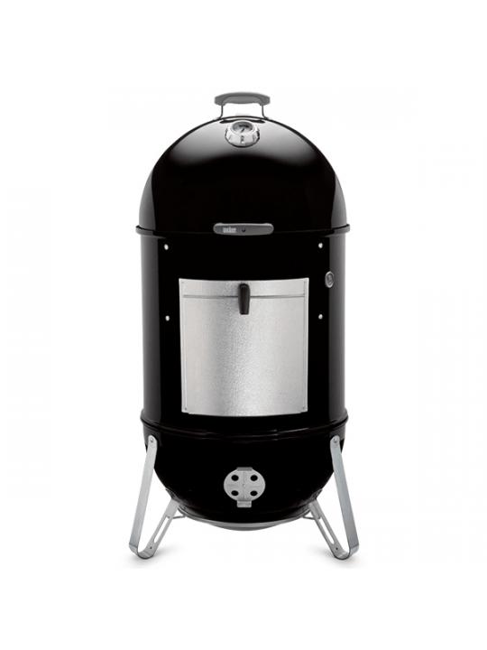 Weber Special Grills чёрная коптильня 57 см