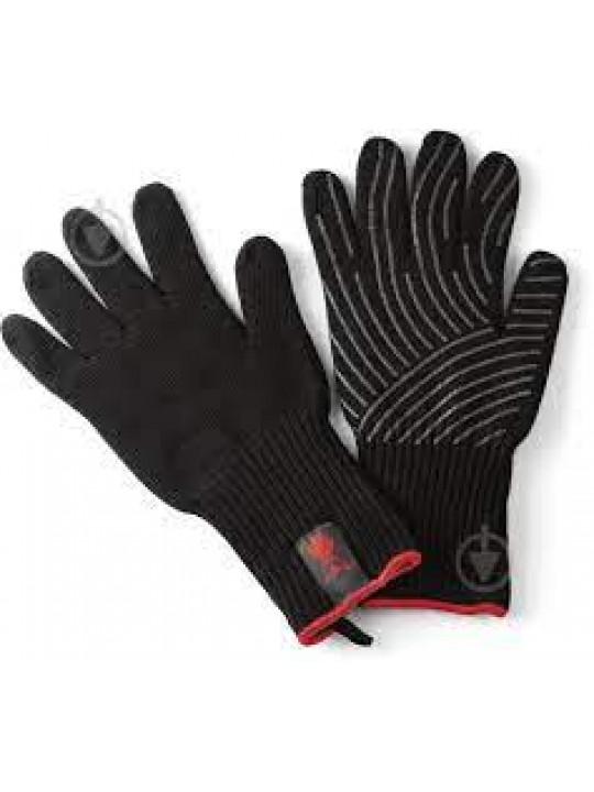Weber Жаростойкие перчатки размер L и XL