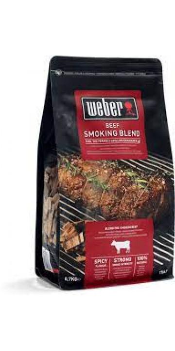 Weber Щепа для копчения говядины
