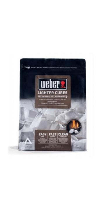 Weber Кубики для розжига