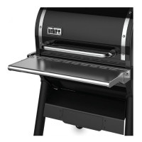 Weber Сложенный боковой столик SmokeFire из нержавеющей стали ЕХ4