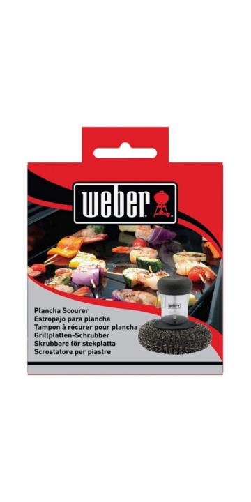 Weber Сетка мочалка для планча