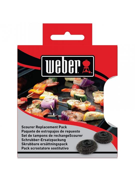 Weber Сменная сетка мочалка для планча