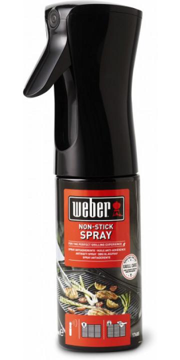 Weber Антипригарный кулинарный спрей 200 мл