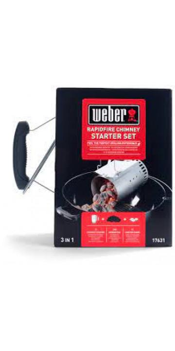 Weber Набор для разжигания гриля