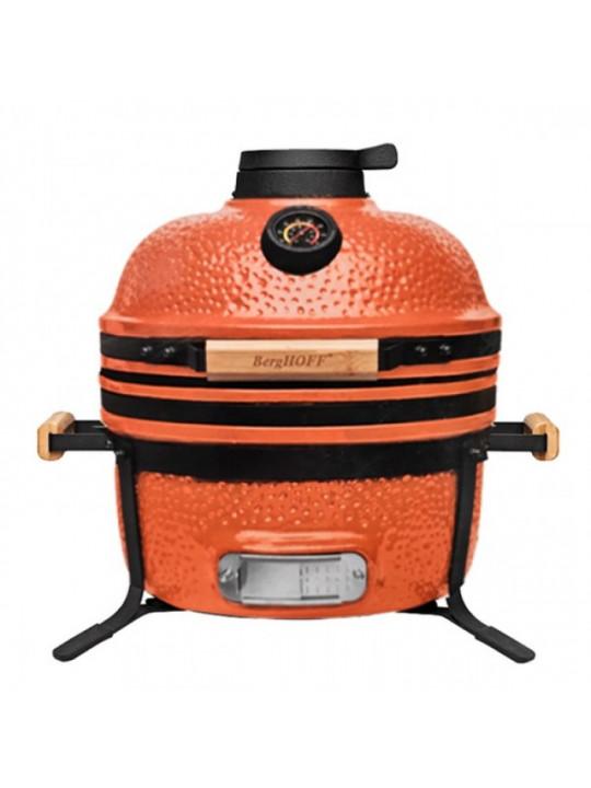 Berghoff гриль керамический средний оранжевый