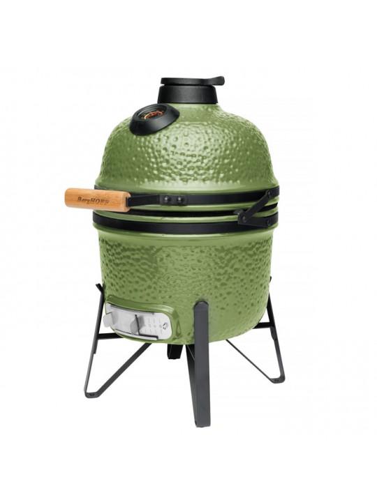 Berghoff маленький керамический гриль зелёный