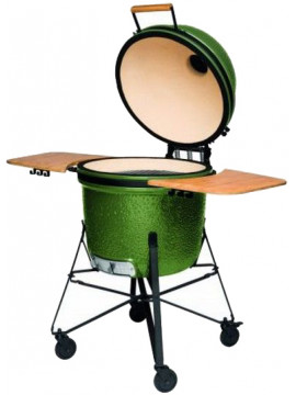 Berghoff гриль керамический большой зеленый