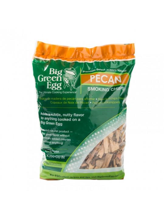 Big Green Egg  Щепа для копчения Орех Пекан