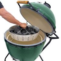 Big Green Egg Корзина к грилю XXL для угля стальная