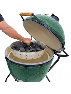 Big Green Egg Корзина к грилю L для угля стальная