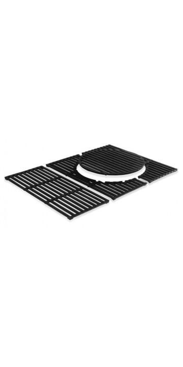 Набор чугунных решеток Switch Grid для гриля Enders Boston Black 3  Turbo, Monroe PROX 3 S TURBO