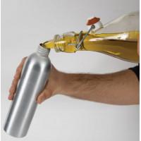 Бутылка для распыления масла металлическая Grill Pro
