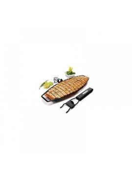 Сетка для рыбы со съемной ручкой Grill Pro