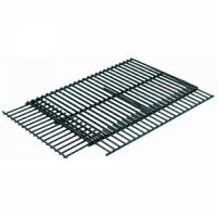 Раздвижная решетка для жарки с антипригарным покрытием размер L Grill Pro